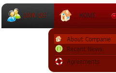 Pop-Up Template Flash Xml Making Mask Button
