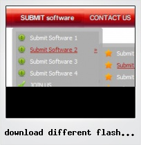 Download Different Flash Buttons Css