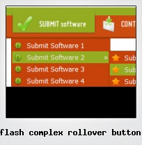 Flash Complex Rollover Button
