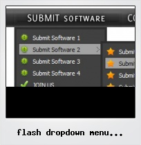 Flash Dropdown Menu Tutorial 20