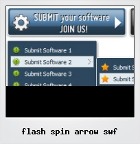 Flash Spin Arrow Swf