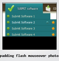 Padding Flash Mouseover Photo