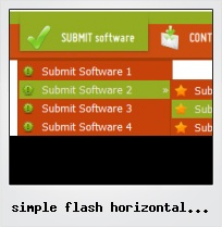 Simple Flash Horizontal Scroll Download