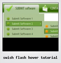 Swish Flash Hover Tutorial