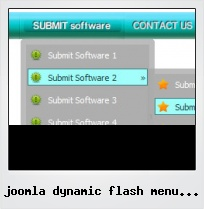 Joomla Dynamic Flash Menu Example