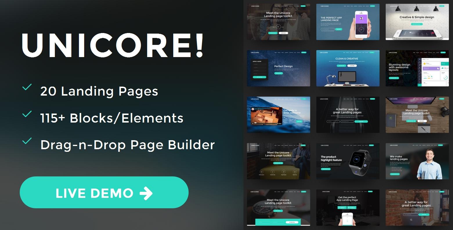 Simple Bootstrap Minimal Theme