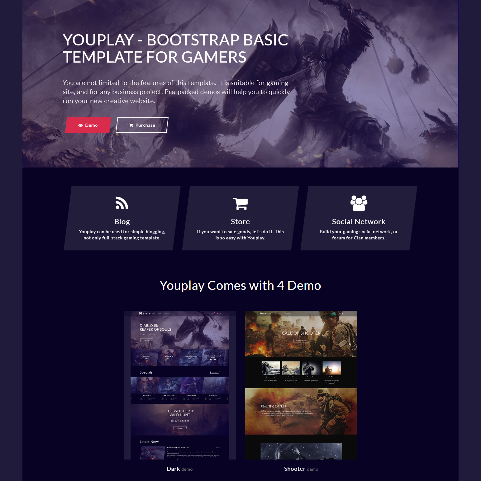 Free Bootstrap Basic Themes